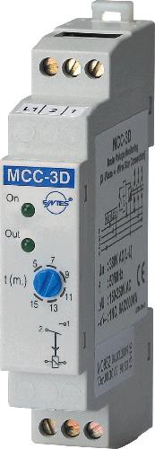 MCC-3D Voltage Protection Relays