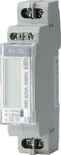 ES-32L Model   مقياس (عداد ) طاقة كهربائية
