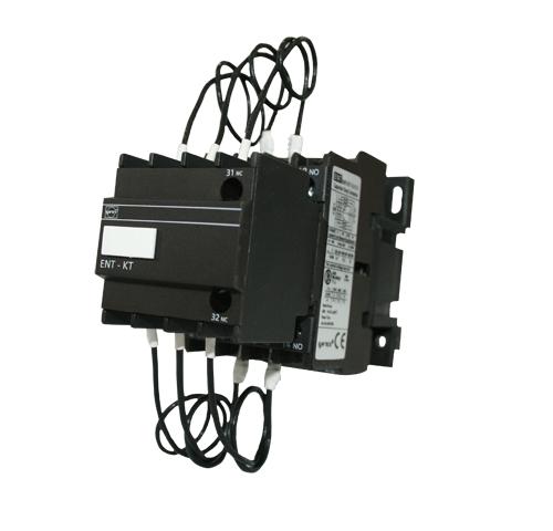 ENT.KT 40-C12 Model Kompanzasyon Kontaktörleri
