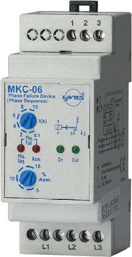 MKC-06 Model Motor -   حماية تغييرات كهربائيةi