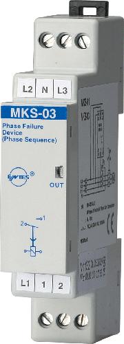 MKS-03 Model Motor -  حماية تغييرات كهربائيةi