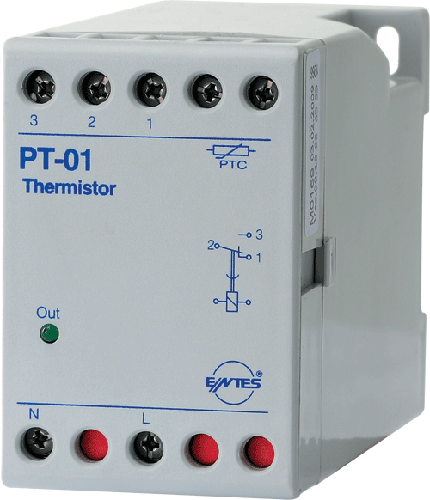 PT-01 Model Motor - Phase Protection Relays