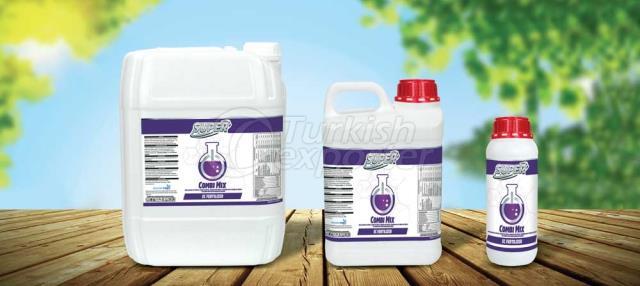 Liquid Fertilizers - SUPER COMBI MIX