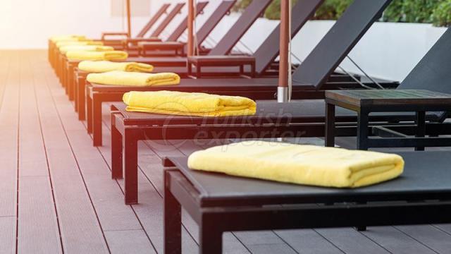 Sunbed Towel