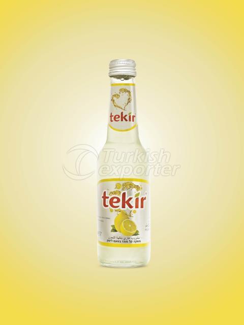 Lemon Flavoured Carbonated Drink