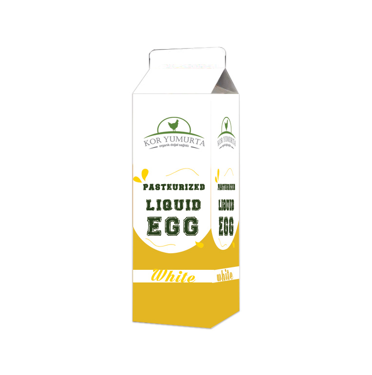 Pasteurized Egg White