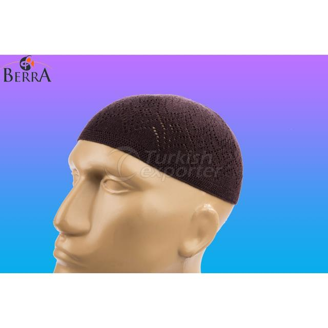 Hilal Coif Brown