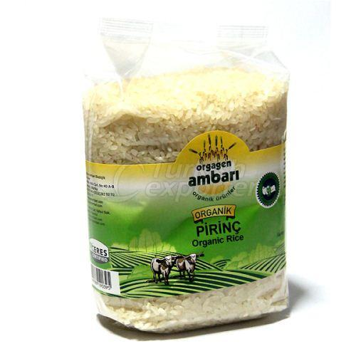 Organic Rice 1000 Gr