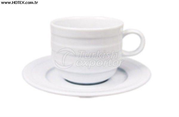 Gural Porselen фарфоровый кофейный сервиз