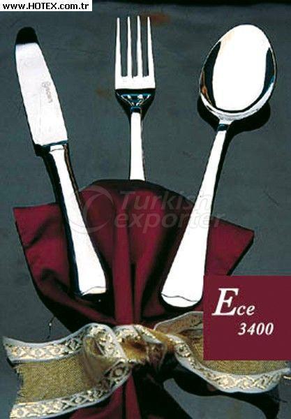 Ece 3400 fork-spoon-knife