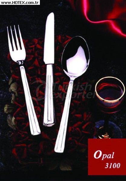 Opal 3100 fork-spoon-knife