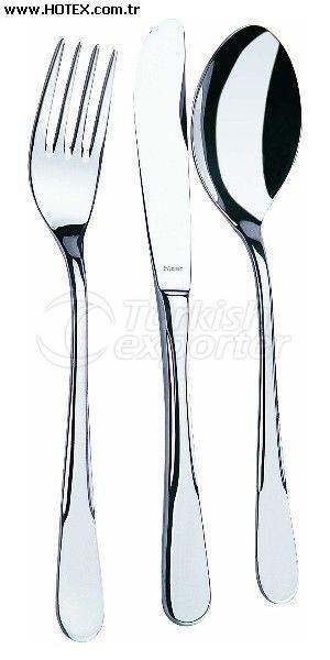 Akdeniz ножи-ложки-вилки