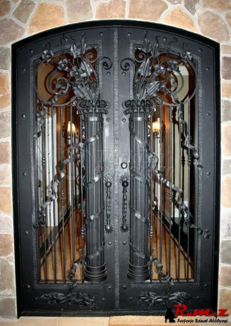 Ferforje  Wrought Iron Doors 2