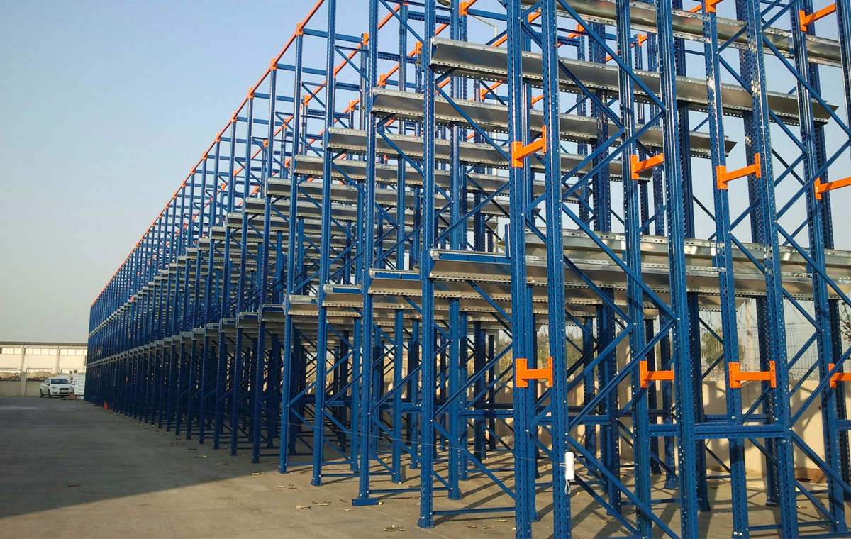 Drive-in Racking Systems