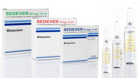 Midazolam – Sedever