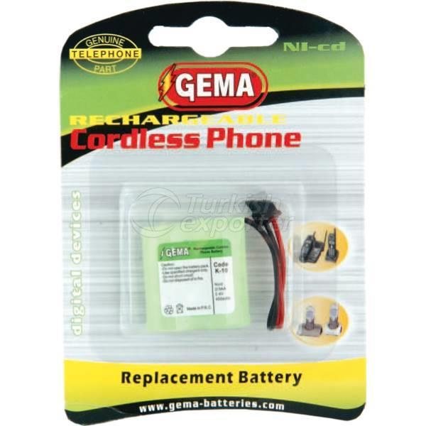 Wireless Batteries K04