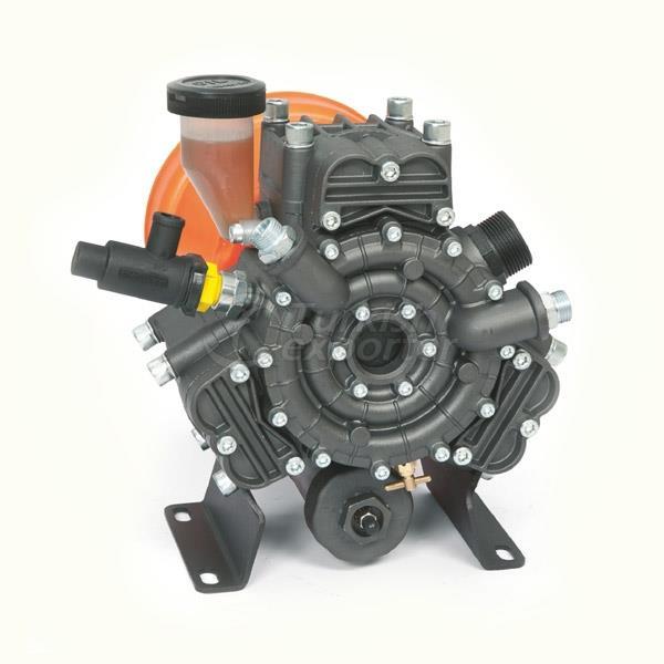 71 Liter 3 Membranes Pumps Models MTS-371T