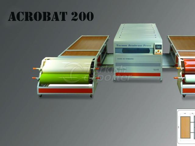 Membrane And Vacuum Press ACROBAT 400