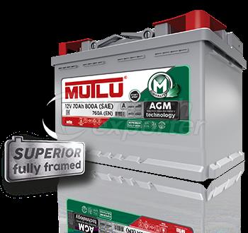 AGM (Start - Stop) Automotive