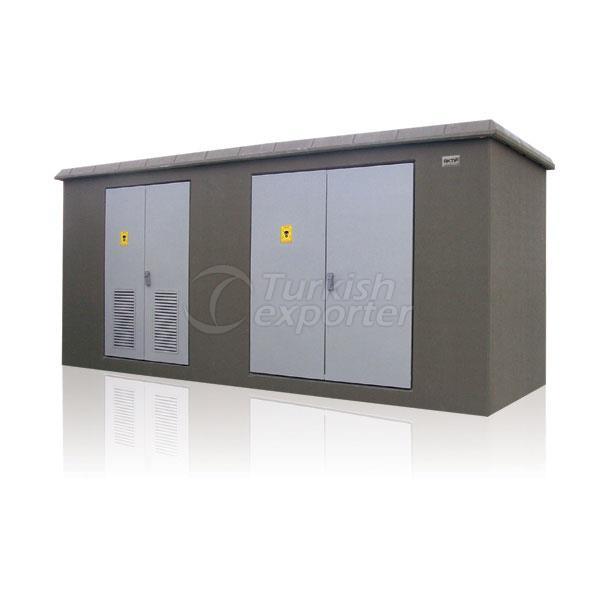 SMK Monoblock Concrete Compact Substations