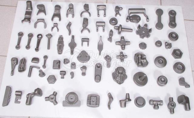 Forging - Casting Parts