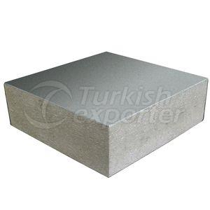 raised floor calcium core