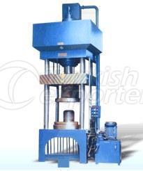 Hydraulic Plastering Press