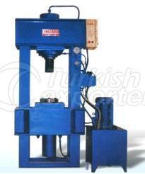 Salt Compression Press