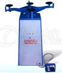 Pneumatic HeatGlass Press
