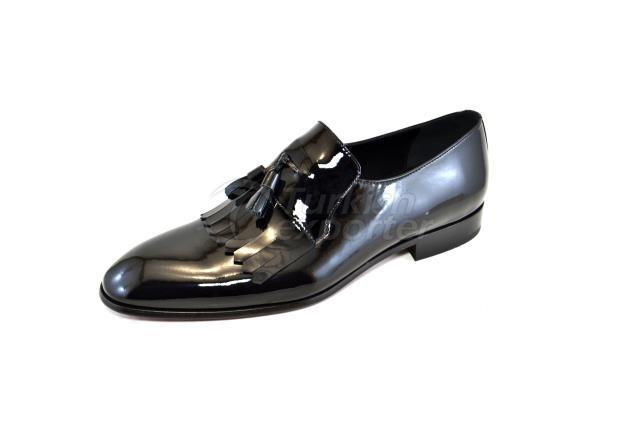 4862 Black Patent Shoes