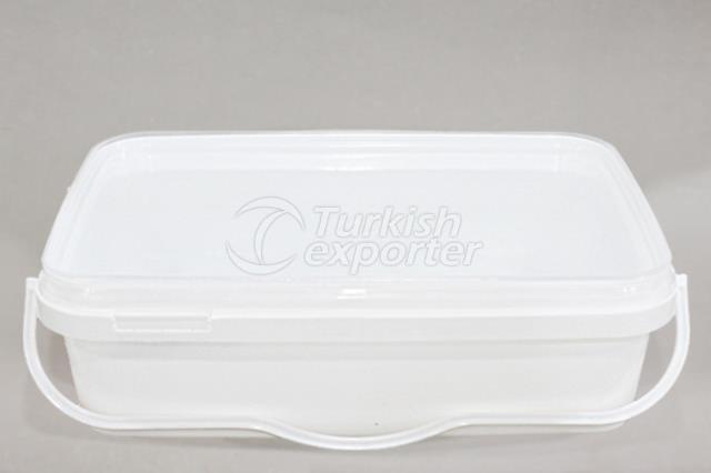 BKD 1030 plastic container