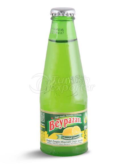 C vitaminli limon Aromalı MadenSuyu