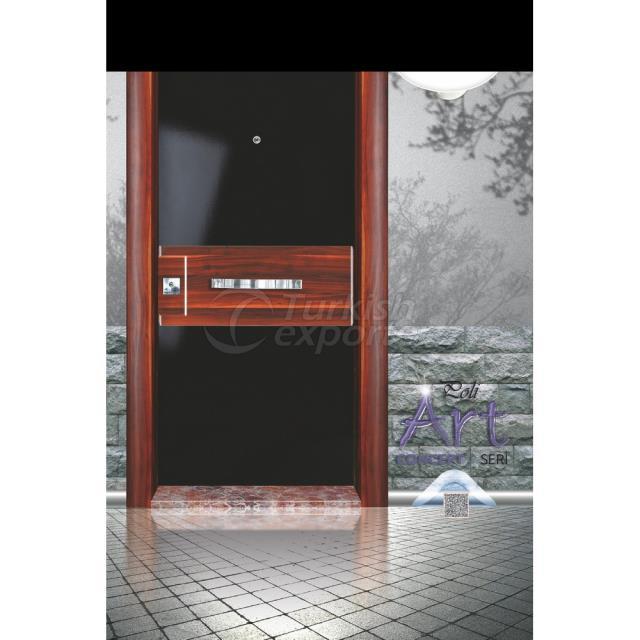 Steel Door - PA 502