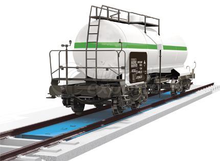 Vagon Kantarı Railbridge