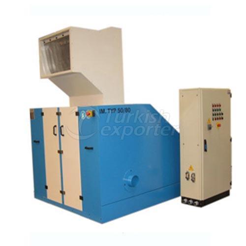 IM TYP 50-80 Medium Capacity Granulators