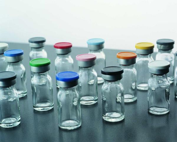 Tapas farmacéuticas abatibles y penicilina