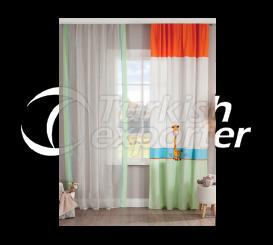 Safari Curtain