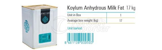 Koylum Anhydrous Milk Fat 17kg
