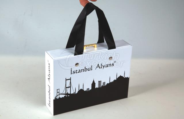 Packaging - Bag and Box Designs