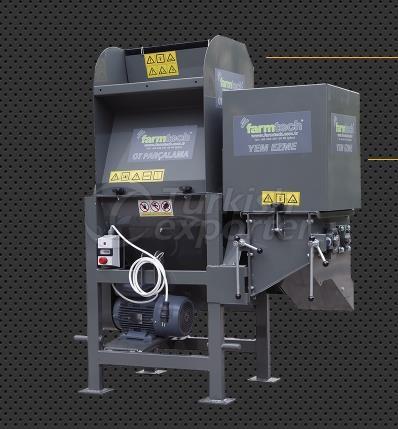 OYE-Grass Shredder And Feed Crusher Machine