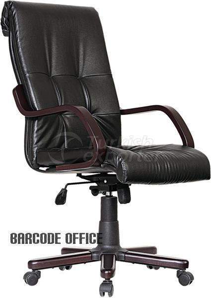 Office Chairs Lord Siyah