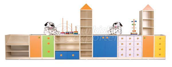 Kindergarten Furnitures