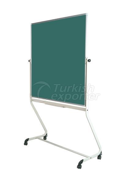 Mobile Double Face Enamelled Writing Board