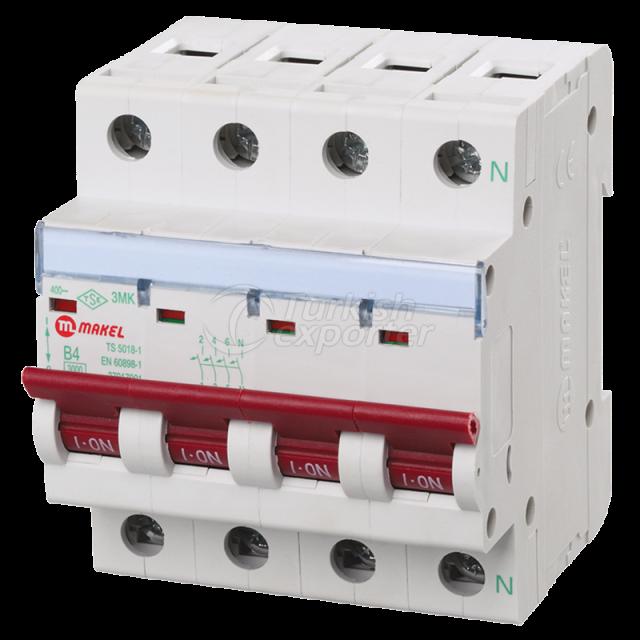 Miniature Circuit Breackers