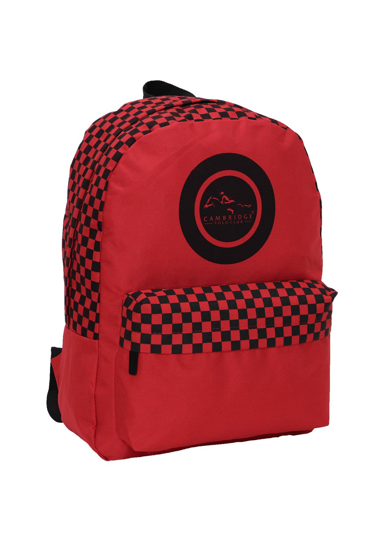 Cambridge Polo Club Multicolored School Backpacks 10
