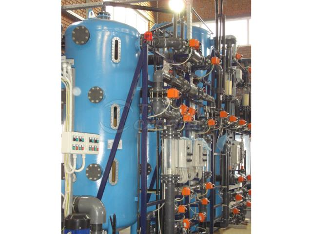 Deionization Systems - Aqualine