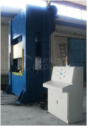 HETP800 - 20124Production press