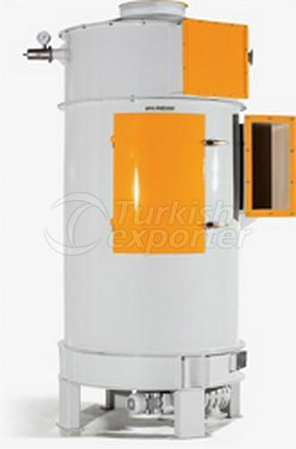 Flat-based Electronic Jet filter