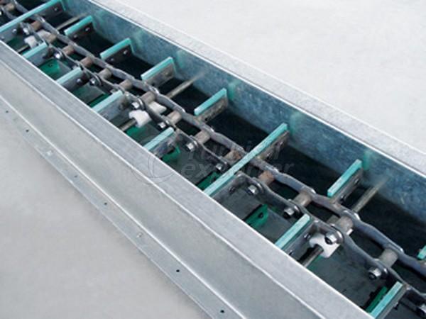 Conveyor With Chain