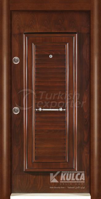Z-9032 Exclusive Steel Door